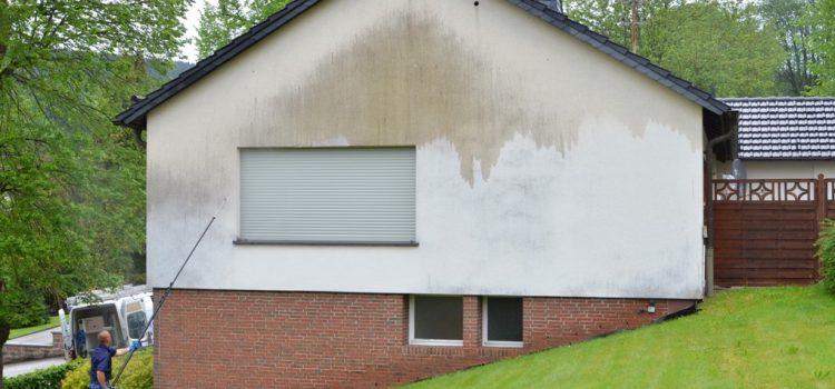 ako vyčistiť fasádu domu, 3 spôsoby, ako vyčistiť fasádu domu, Čistíme Fasády, Čistíme Fasády