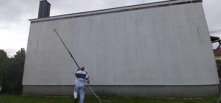 umývanie fasády, Umývanie fasády môže zvýšiť cenu vašej nehnuteľnosti!, Čistíme Fasády, Čistíme Fasády